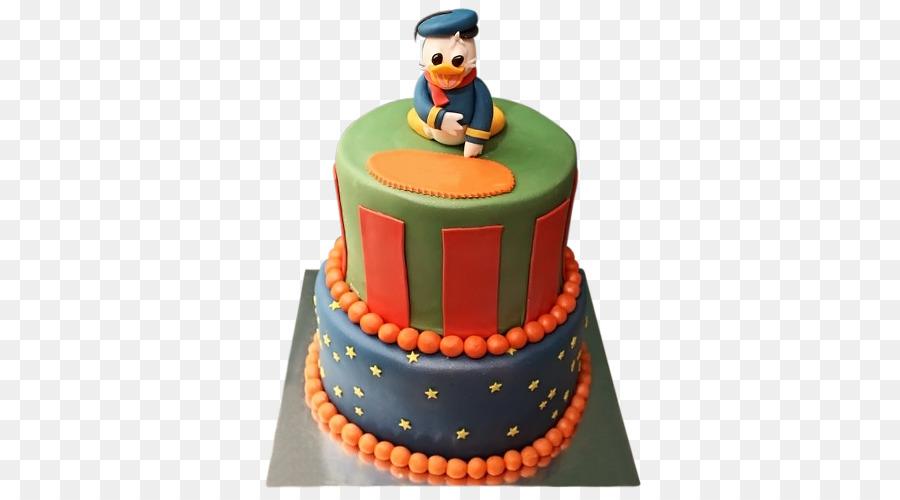 Birthday Cake Torte Donald Duck Mickey Mouse Fruitcake Donald Duck
