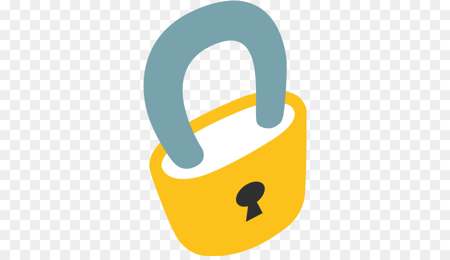 Padlock Emoji Text Messaging Symbol Sms Padlock Png Download 512