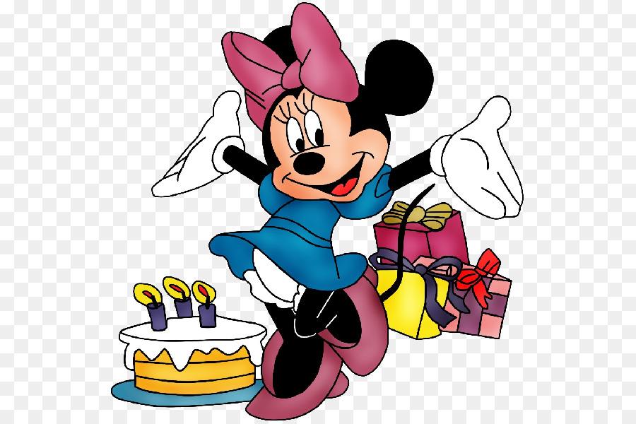 Minnie Mouse Mickey Mouse Birthday Cake Clip Art Minnie