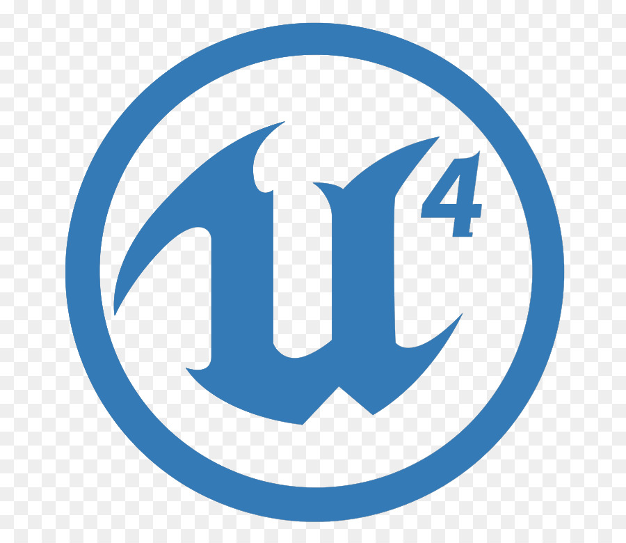 Unreal Engine 4 Blue png download - 780*780 - Free Transparent