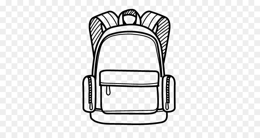 Backpack Drawing Coloring book School backpack 600 470