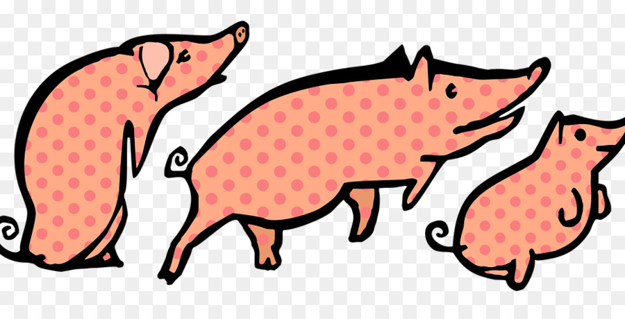 domestic pig the three little pigs piglet clip art pig png rh kisspng com three little pigs clipart pictures three little pigs clipart png