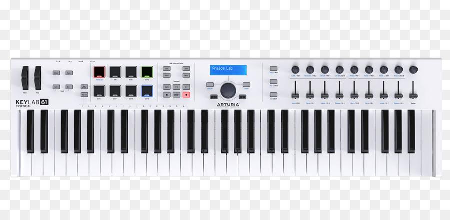 Arturia MIDI Controllers MIDI keyboard Sound Synthesizers