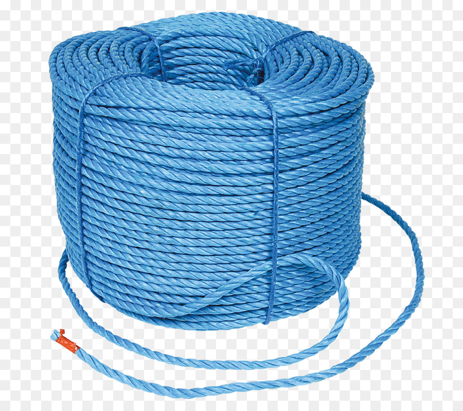 Wire rope Polypropylene Plastic Twine - rope png download - 800*800 ...