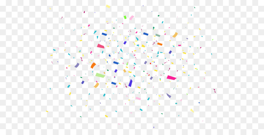 Confetti Petal png download - 600*450 - Free Transparent Confetti