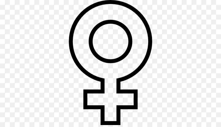 Gender Symbol Female Feminism Symbol Png Download 512512 Free