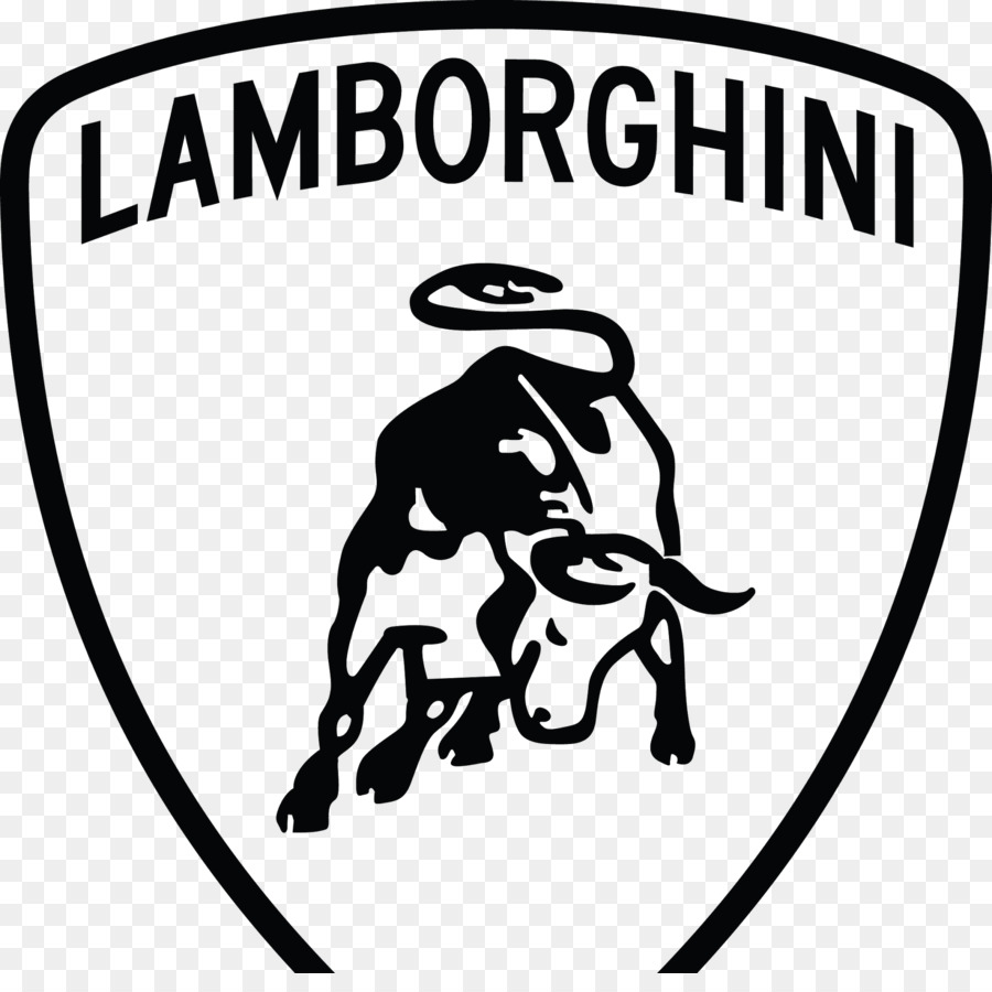 Lamborghini Aventador Car Drawing Logo Lamborghini Png Download
