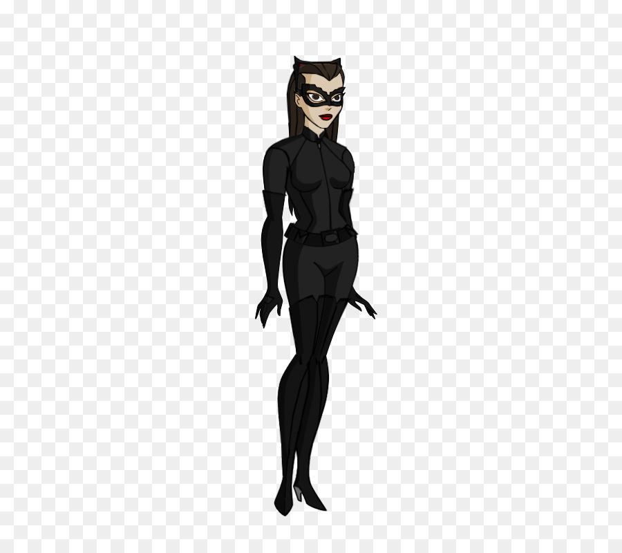 Catwoman Batman Batgirl Animation Cartoon Catwoman Png Download