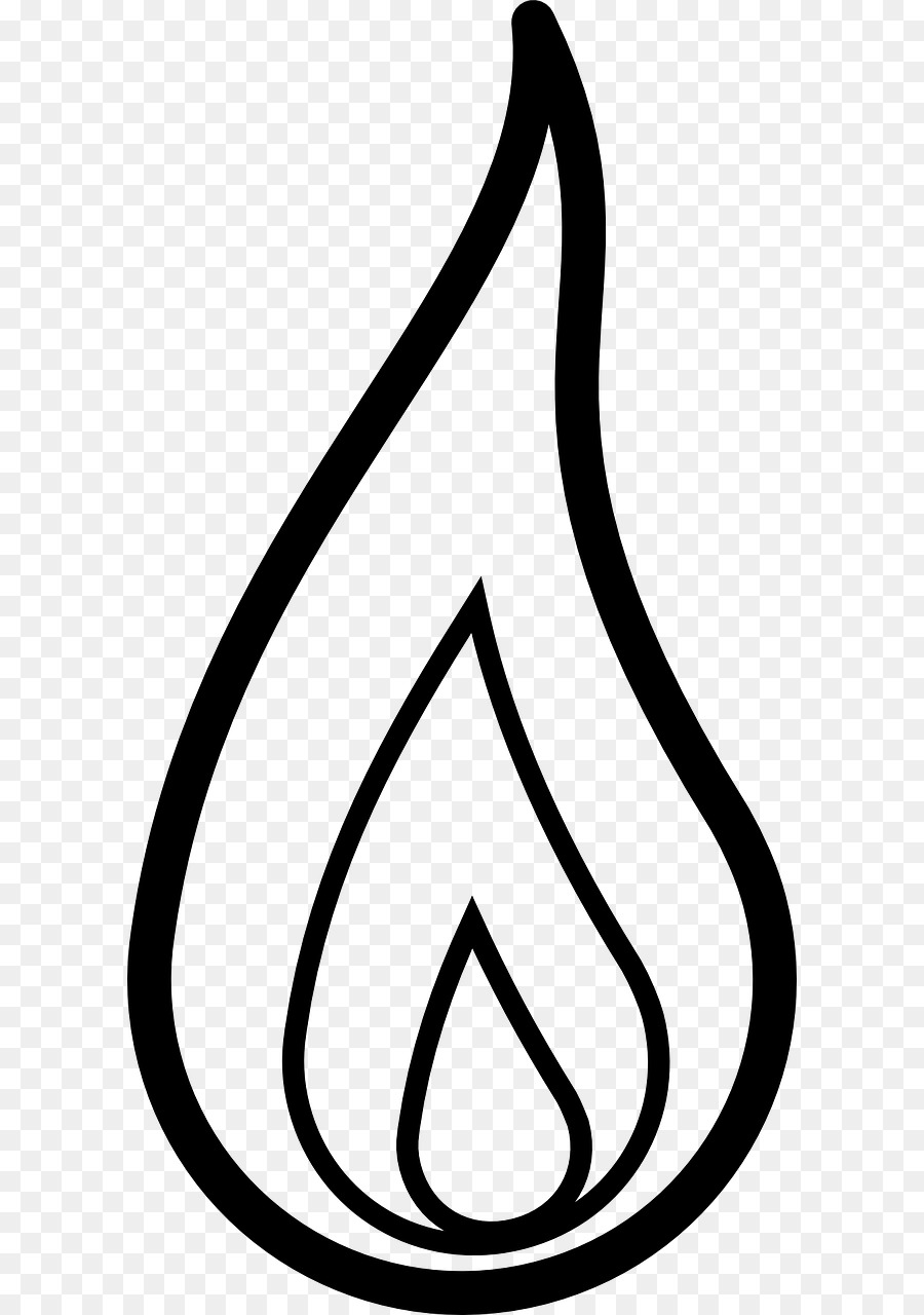 Coloring Book Flame Colored Fire Drawing Flame Png