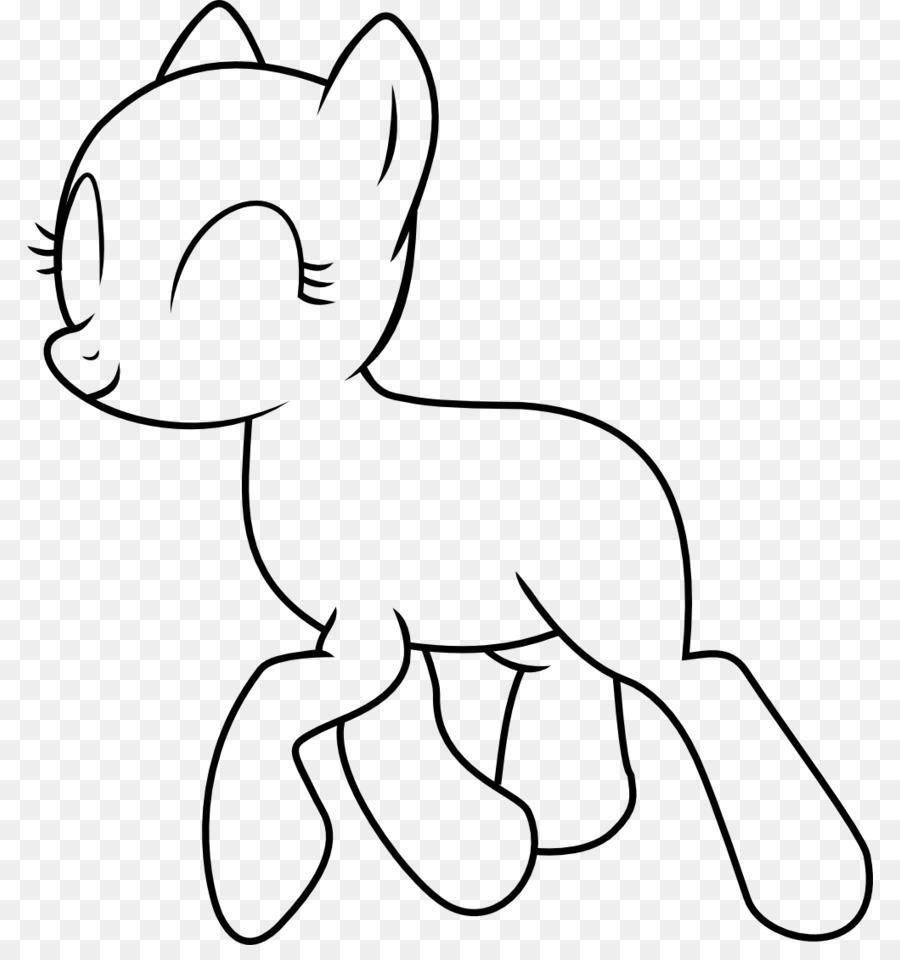 My Little Pony Bigotes libro para Colorear, Dibujo de - Mi pequeño ...