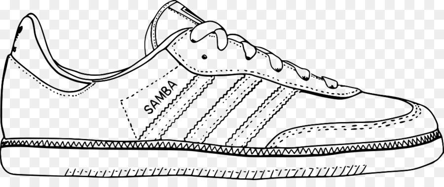 Sneaker Schuh Zeichnen Nike Klampe Nike png herunterladen