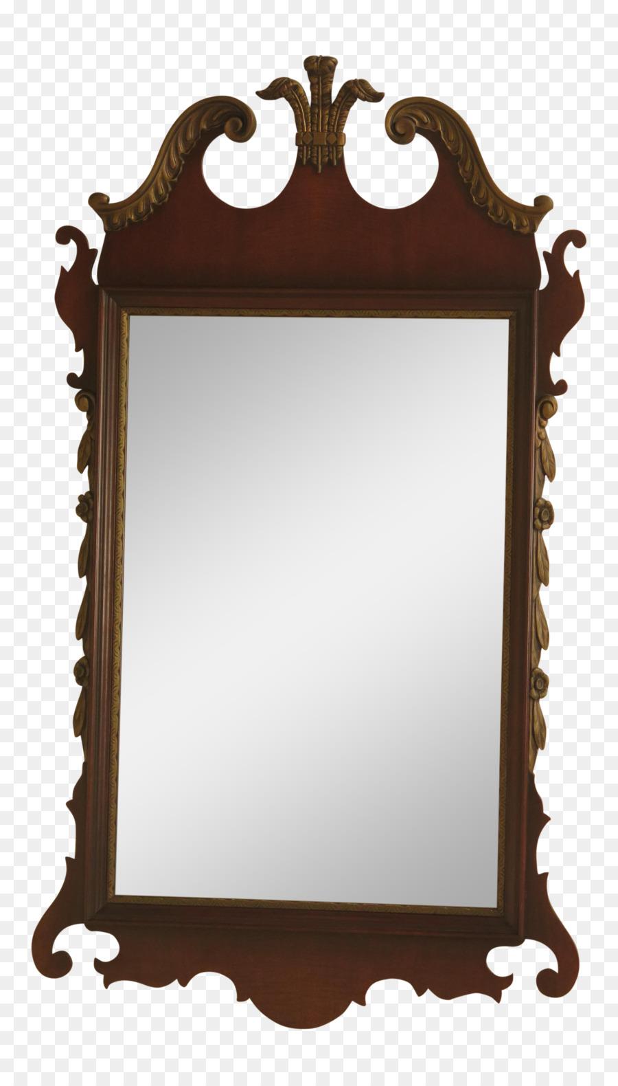 Espejo Chino Chippendale, Caoba Marcos De Imagen - espejo Formatos ...