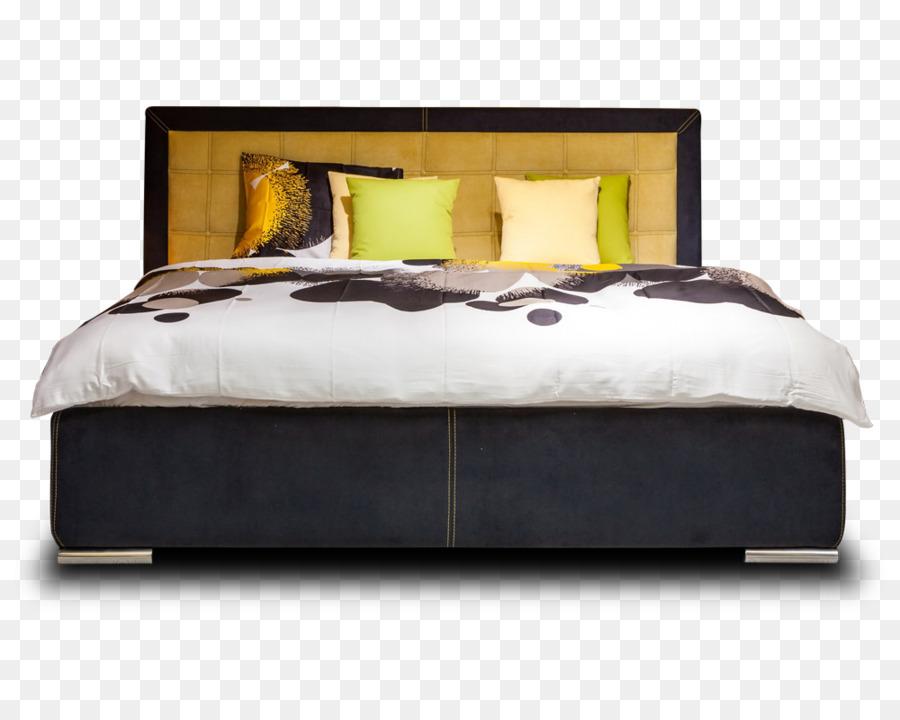 Estructura de cama con somier, Colchón Sofá - cama Formatos De ...