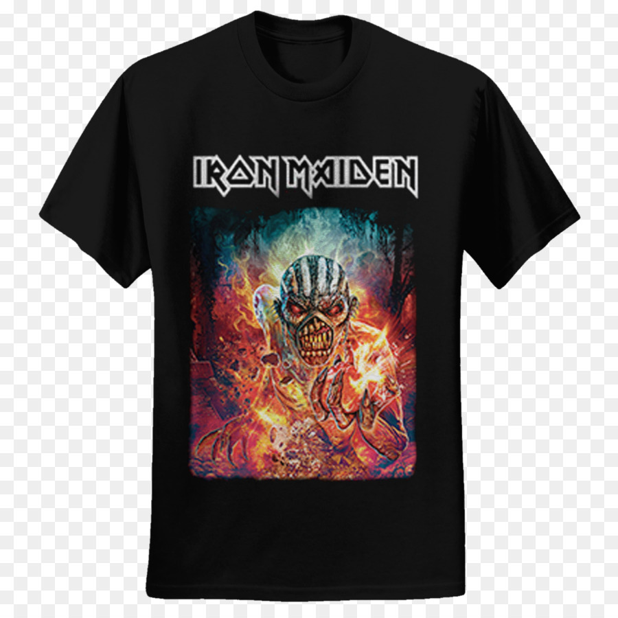 dbf648c70fae T-shirt Iron Maiden Hoodie The Book of Souls - T-shirt png download ...