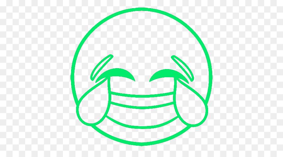 Tumpukan Kotoran Emoji Buku Mewarnai Wajah Dengan Air Mata Sukacita