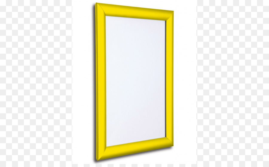Picture Frames Yellow Poster Color - others png download - 550*550 ...