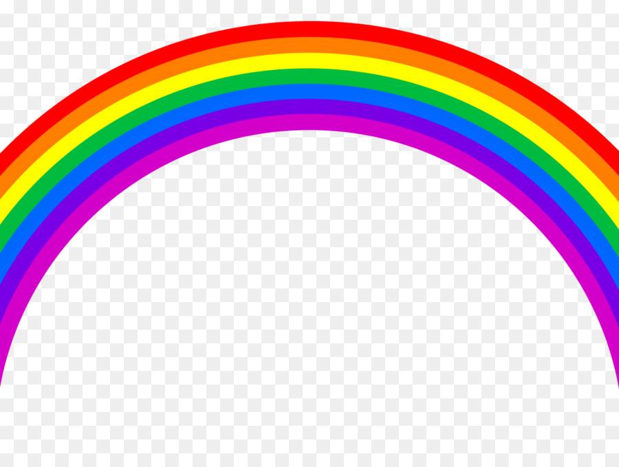 La olla de Oro del Color del arco iris Clip art - arco iris png ...
