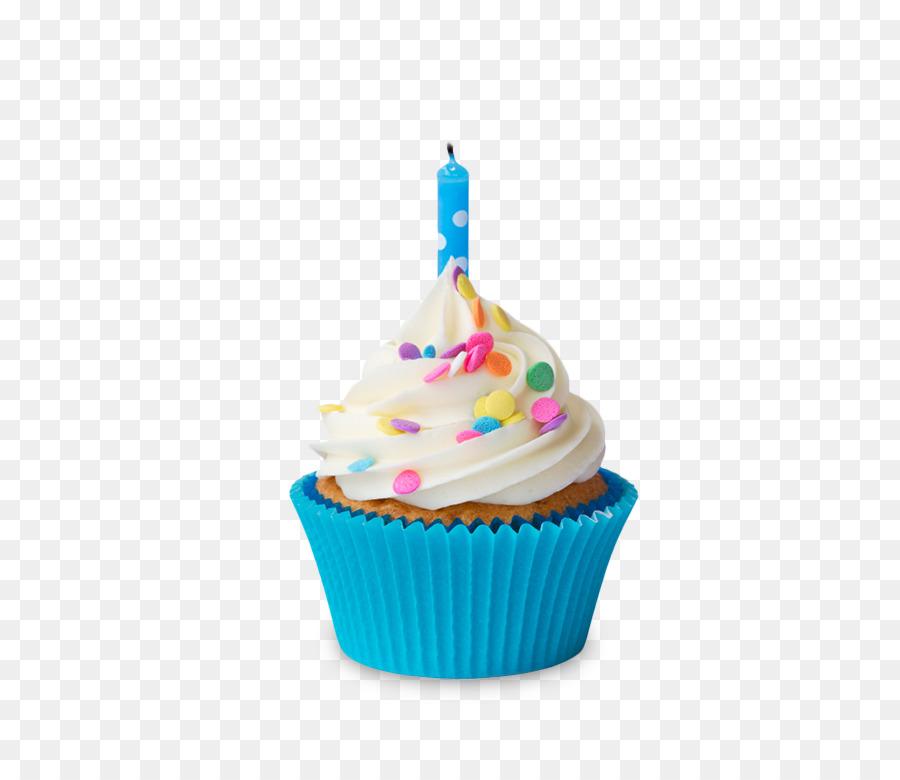 Cupcake Birthday Cake Muffin Stock Photography