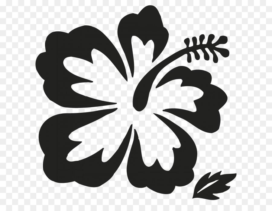 Hawaii Flower Drawing Clip Art