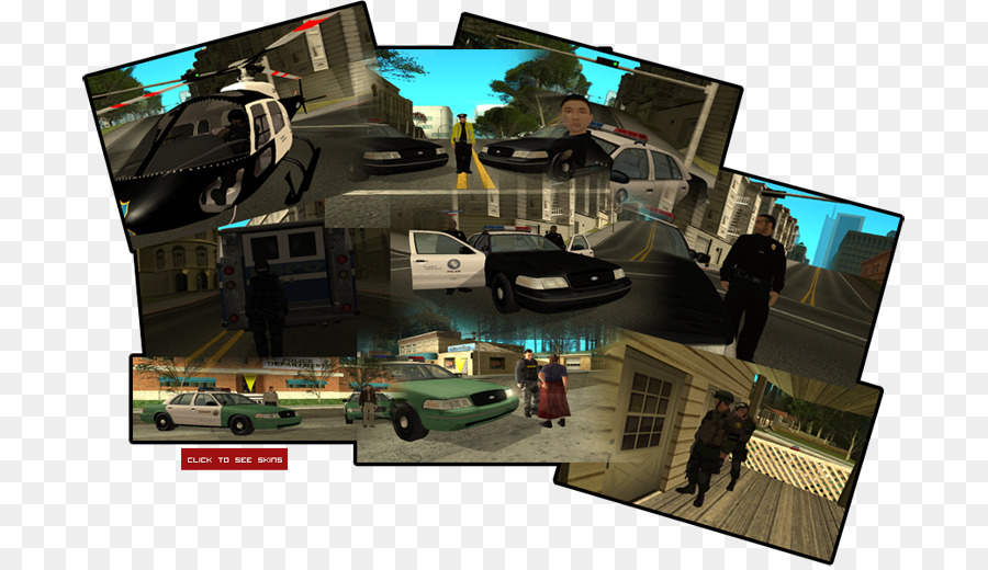 Grand Theft Auto San Andreas Technology png download - 750*518