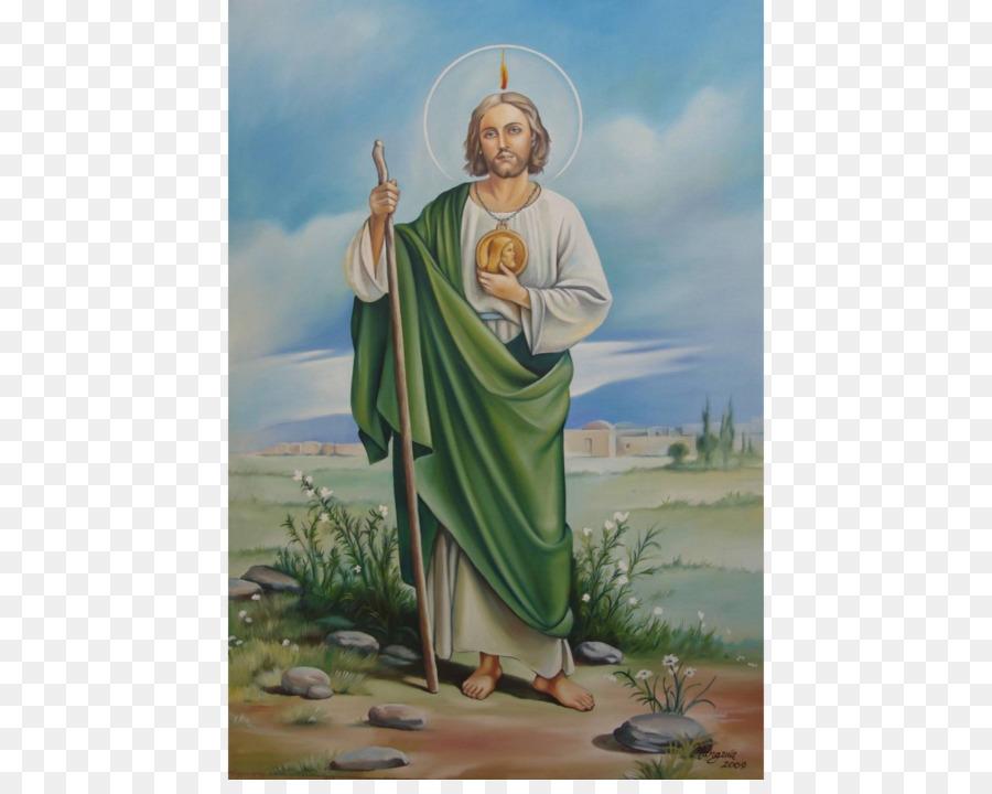 San Veneración De Judas Tadeo En México Espíritu Santo Dibujo