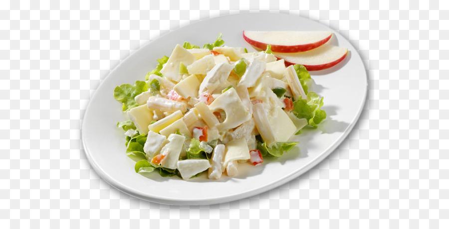 Waldorf Salad Sezar Salatası Tuna Salatası Fattoush Tzatziki