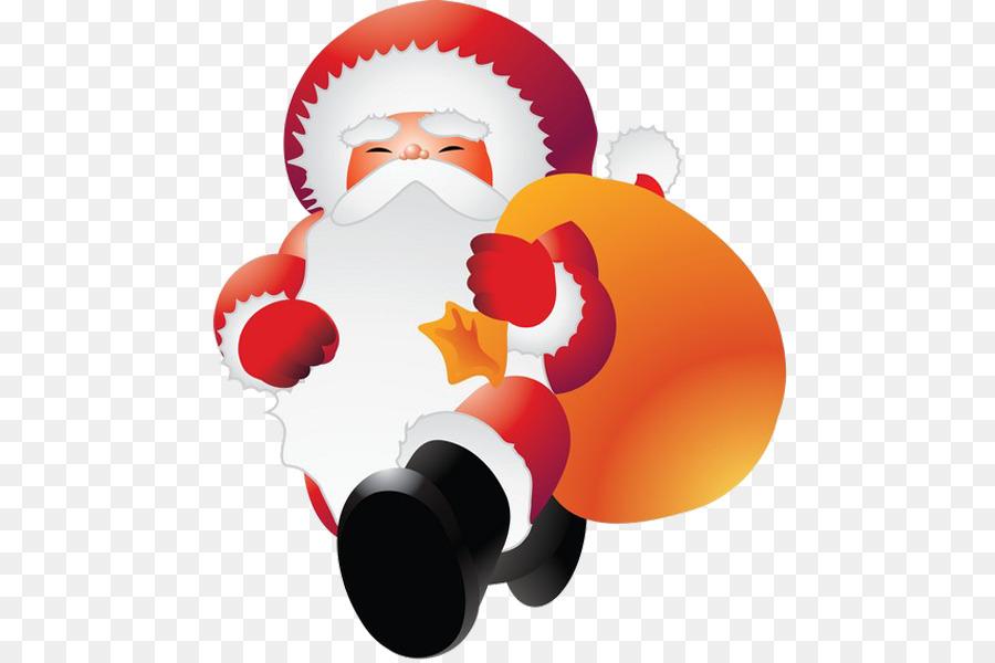 Weihnachtsmann Weihnachts-Animation - Weihnachtsmann png ...