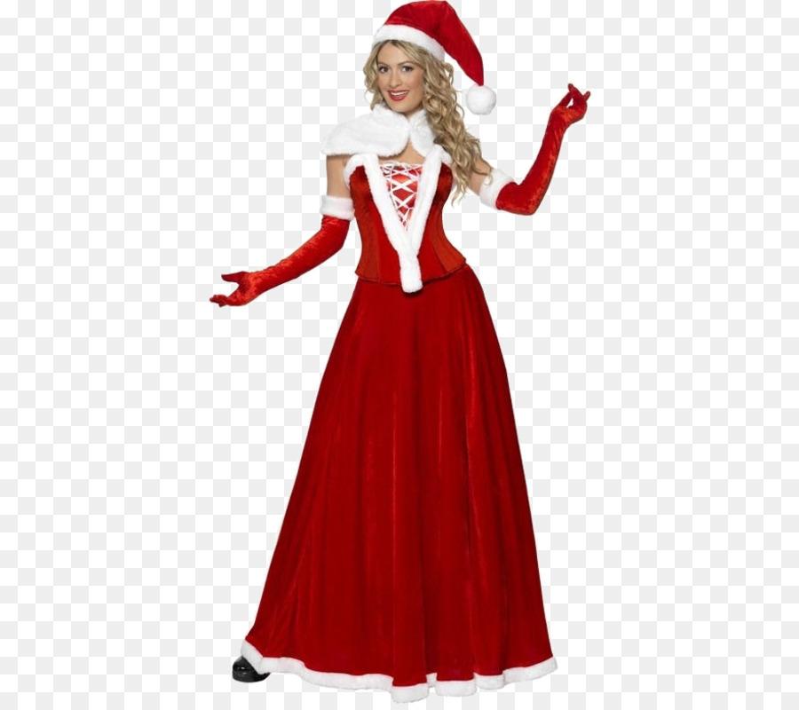 mrs claus santa claus costume party christmas santa claus