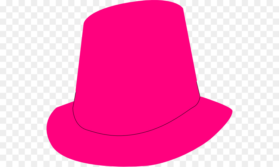 Fedora Mad Hatter Top hat Clip art - Hat png download - 600 539 - Free  Transparent Fedora png Download. c219dd55a54