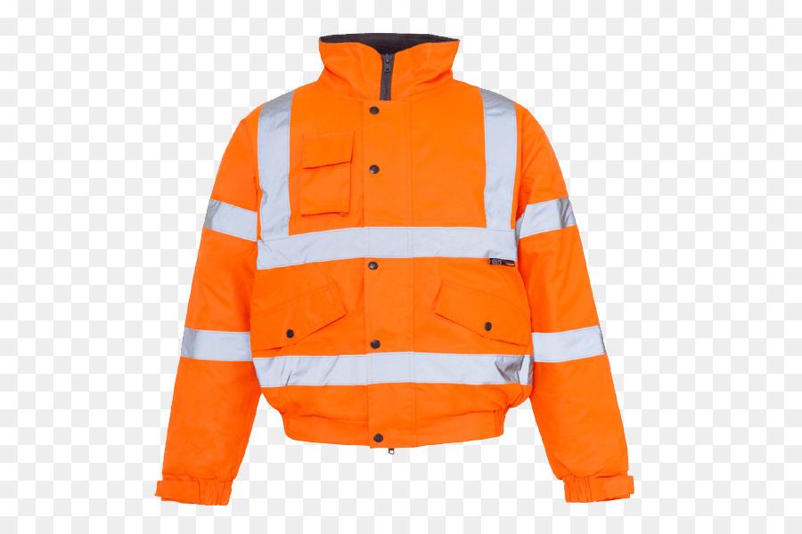 d460be823117f De alta visibilidade do vestuário de Voo jaqueta de Vestuário de trabalho