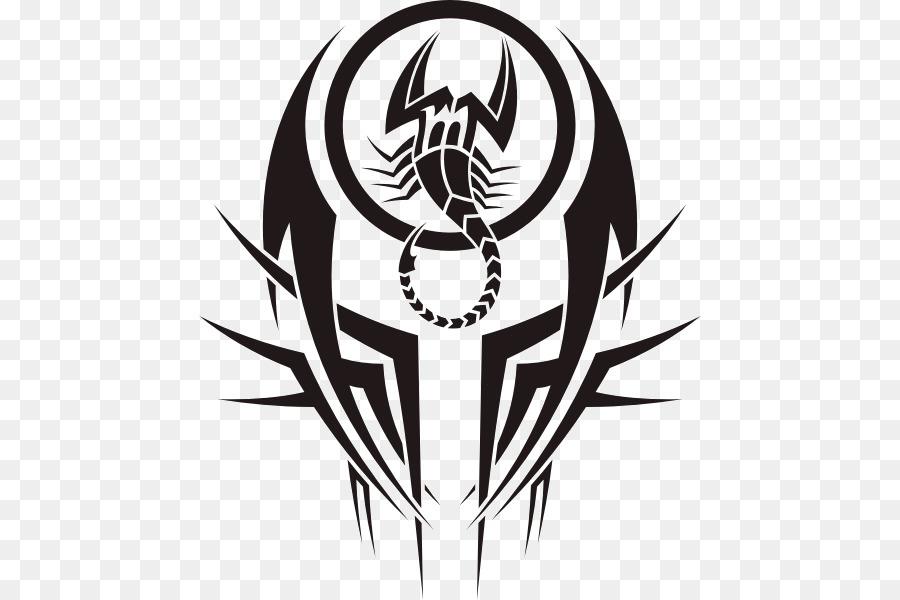 Scorpion Tattoo Body Art Symbol Scorpion Png Download 502600