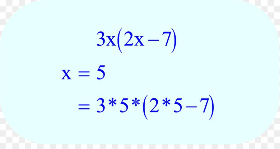 Matemáticas expresión Algebraica de problemas Matemáticos Número ...