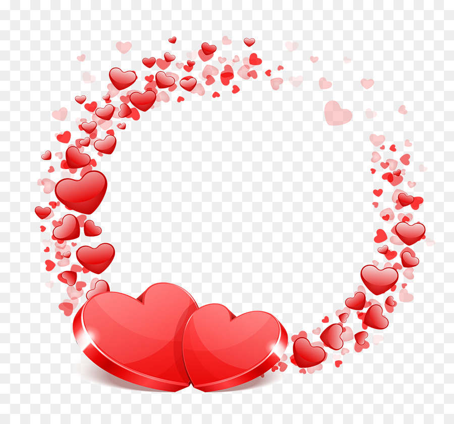 Valentines Day Picture Frames Heart Clip Art Valentines Day Png