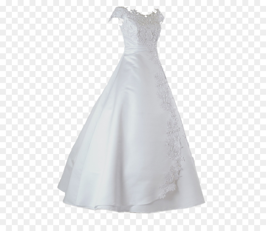 Wedding dress White wedding Gown - dress png download - 550*768 ...