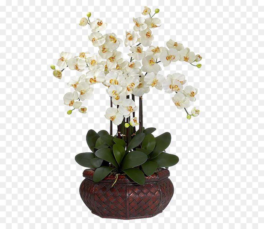 Artificial flower Ikebana Flower bouquet Korean flower arrangement ...