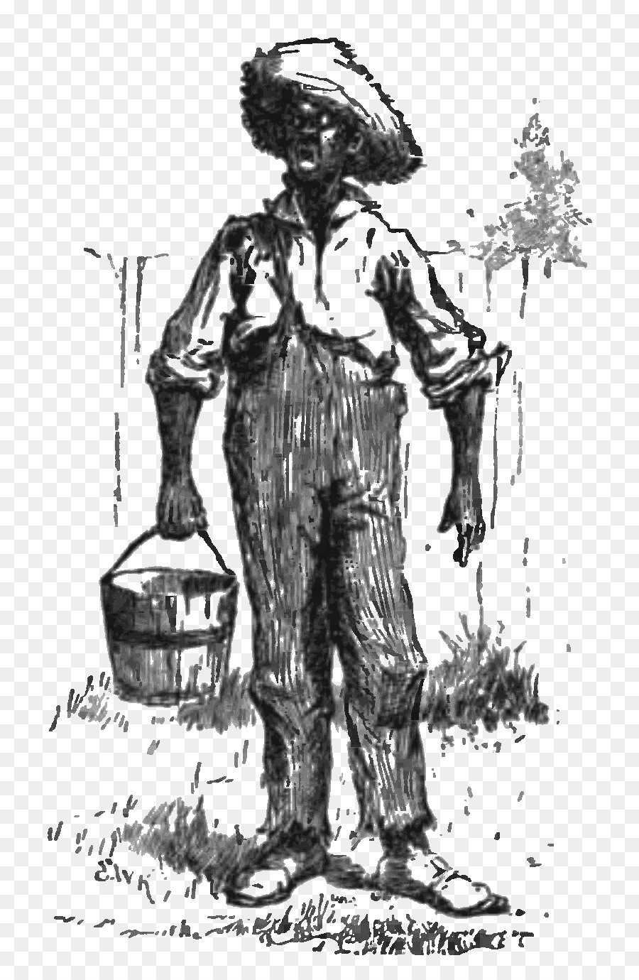 a contrast between the characters of tom sawyer and huckleberry finn Mark twain: tom sawyer and the adventures of huckleberry finn he then after this wrote his very first best seller which was called  innocence abroad through many writers twain was slowly becoming the united states first celebrity he was selling his name, twain became spokespersons for.