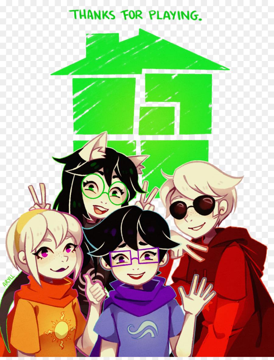 homestuck fan art deviantart webcomic others png download 1024