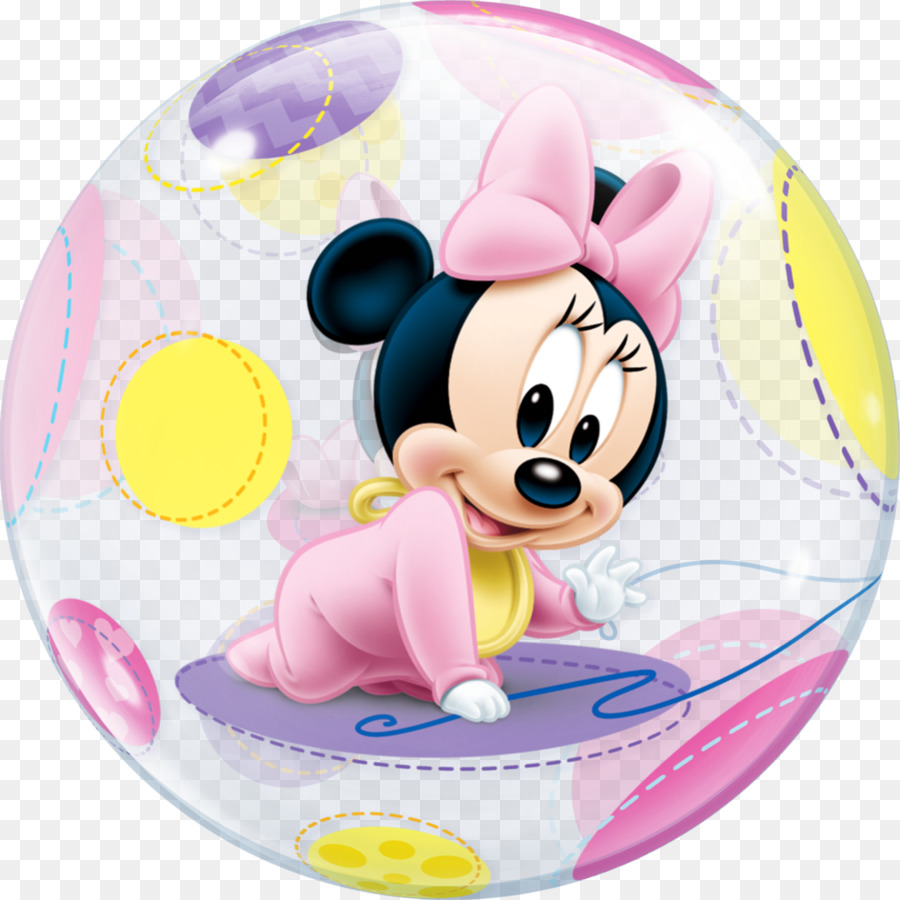 Minnie Mouse Balloon Mickey Mouse Baby Shower Party Minnie Mouse