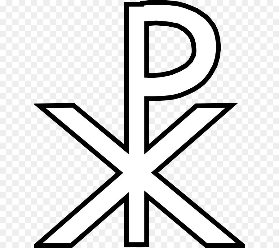 Christian Symbolism Christianity Chi Rho Jewish Symbolism Symbol