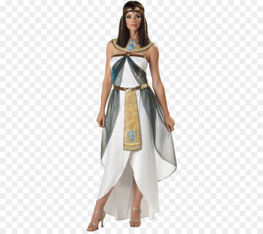 Cleopatra Ancient Egypt Clothing Dress - Egypt  sc 1 st  KissPNG & Cleopatra Ancient Egypt Clothing Dress - Egypt png download - 500 ...