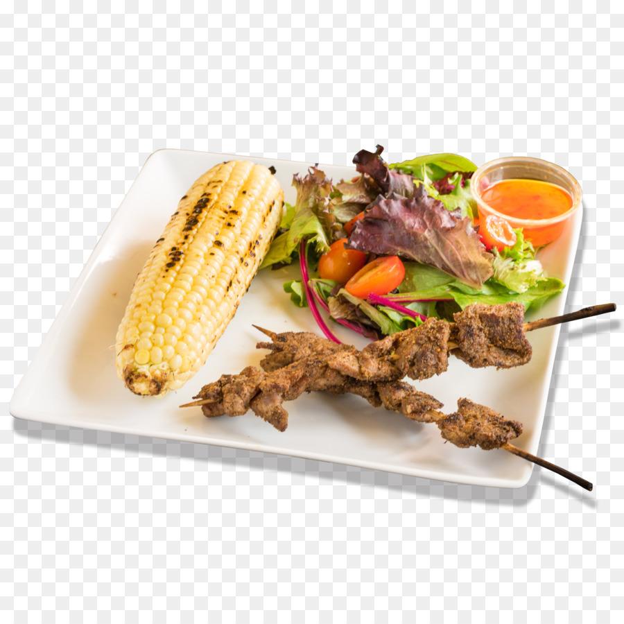 Souvlaki Kebab Cuisine Africaine Mixed Grill Petit Dejeuner Complet