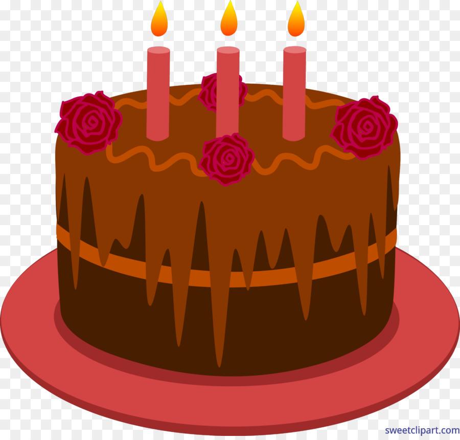 Birthday cake Wedding cake Clip art - Birthday png download
