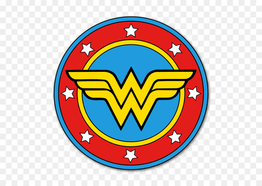 Wonder Woman, Superman, Superwoman, Emblem, Area PNG
