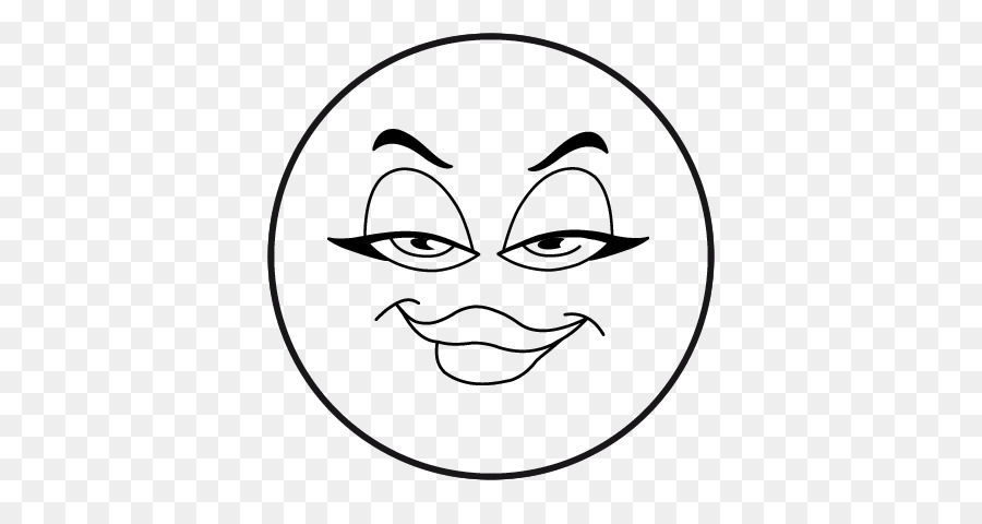 Smiley Emoticon libro para Colorear, Dibujo de Emoji - sonriente ...