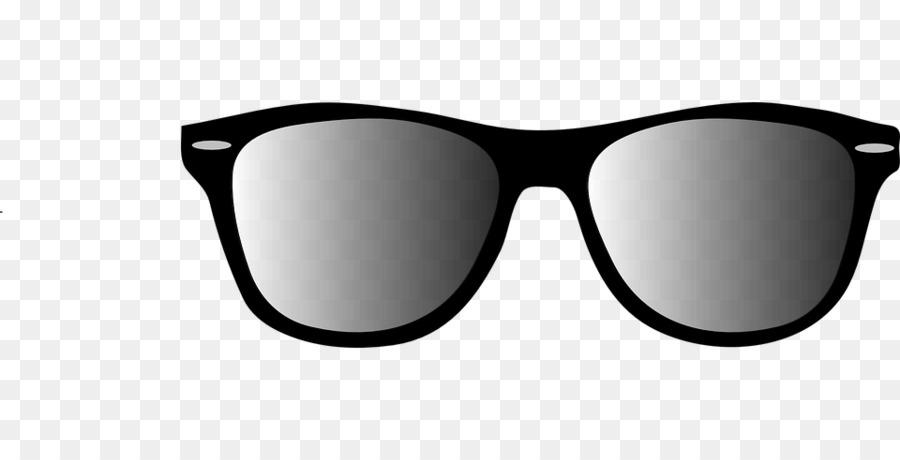 f10751760ec39 Aviator sunglasses Ray-Ban Wayfarer Clip art - Sunglasses png ...