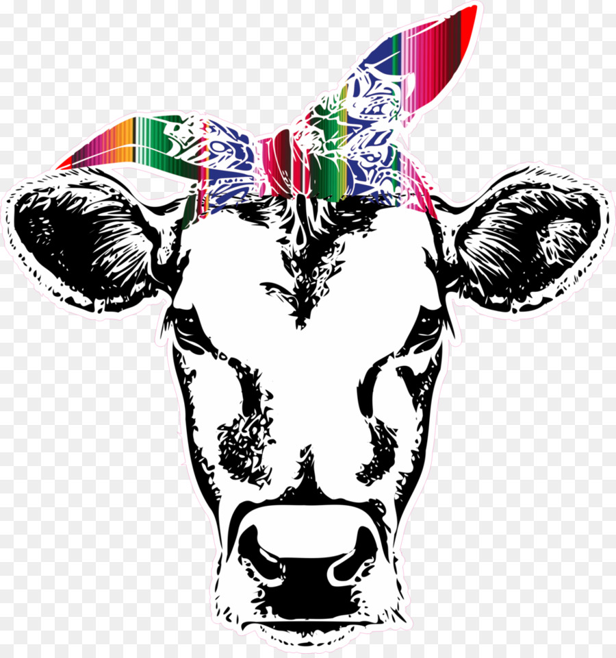 Cattle T Shirt Kerchief Hoodie Clothing T Shirt Png Download 966