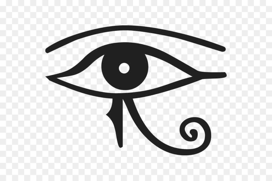 Ancient Egypt Eye Of Horus Egyptian Hieroglyphs Symbol Png