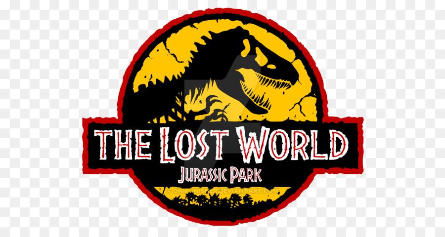 Trespasser Youtube Jurassic Park Logo Youtube Png Download 600