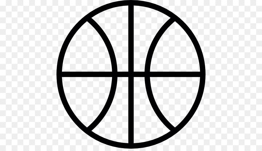 Outline Of Basketball Flat Design Clip Art Basketball Png Download