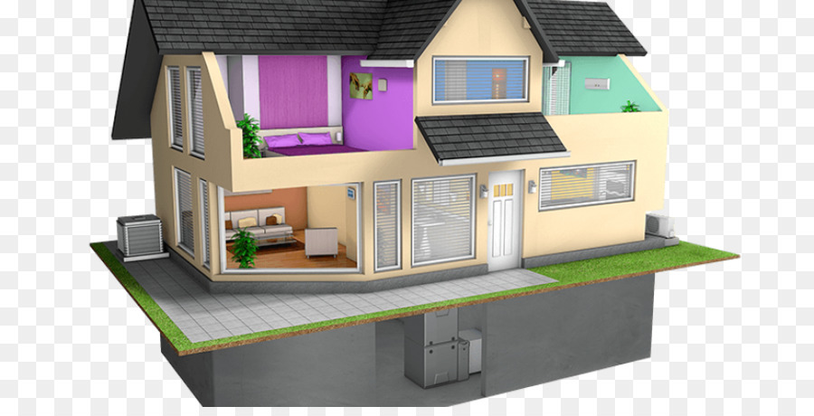 Furnace HVAC Heat pump Central heating - others png download - 940 ...